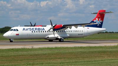 YU-ALP - ATR 72-202 - Air Serbia