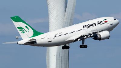 A picture of EPMNV - Airbus A310304 - Mahan Air - © egesanda