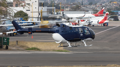 N800PH - MBB Bo105CBS-4 - Private