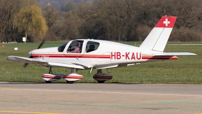 HB-KAU - Socata TB-10 Tobago - Flugsportgruppe Grenchen