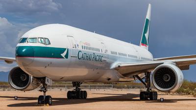 A picture of BHNL - Boeing 777267 - [27116] - © Stella Semeraro