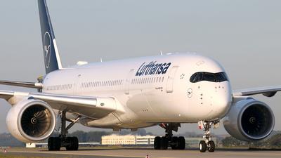 D-AIXO - Airbus A350-941 - Lufthansa