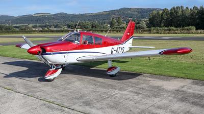 A picture of GATYS - Piper PA28180 - [283296] - © Brian Nicholas
