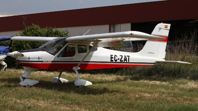 EC-ZAT - Tecnam P92 Echo - Private