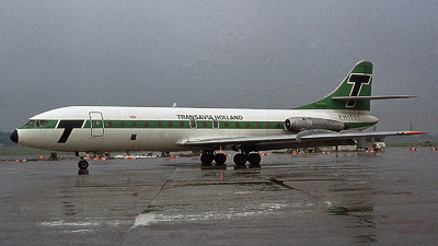 PH-TRY - Sud Aviation SE 210 Caravelle VIR - Transavia Holland