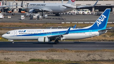 JA78AN - Boeing 737-881 - All Nippon Airways (ANA)