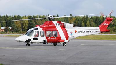 SE-JRM - Agusta-Westland AW-139 - Sweden - Swedish Maritime Administration