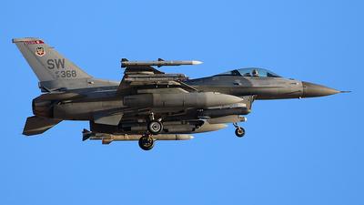 91-0368 - General Dynamics F-16CJ Fighting Falcon - United States - US Air Force (USAF)