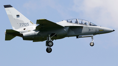 MT55225 - Alenia Aermacchi M-346 Master - Poland - Air Force