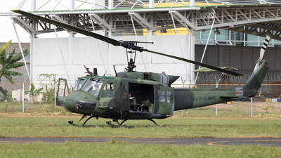 EJC5410 - Bell UH-1H Huey II - Colombia - Army