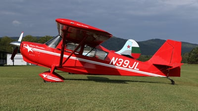 A picture of N39JL - American Champion 8KCAB - [11152012] - © Kevin Porter