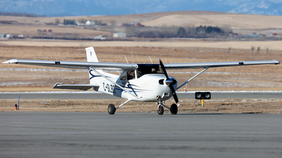 C-GLBG - Cessna 172S Skyhawk SP - Springbank Air Training College