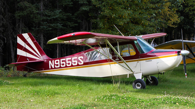 N9555S - Champion 7ECA Citabria - Private