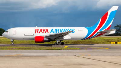 9M-RXB - Boeing 767-232(BDSF) - Raya Airways
