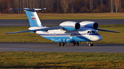 RF-72016 - Antonov An-72 - Russia - Federal Border Guards Aviation Command
