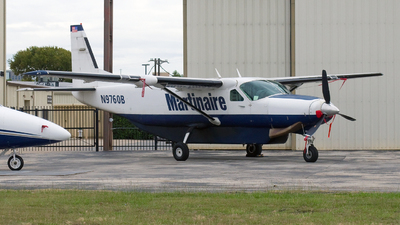A picture of N9760B - Cessna 208B Super Cargomaster - Martinaire - © Dutch