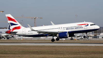 A picture of GTTNJ - Airbus A320251N - British Airways - © Stefan Mayer