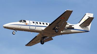 U.20-3 - Cessna 550 Citation II - Spain - Navy