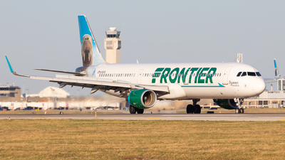 N716FR - Airbus A321-211 - Frontier Airlines