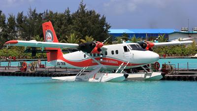 8Q-TMW - De Havilland Canada DHC-6-300 Twin Otter - Trans Maldivian Airways