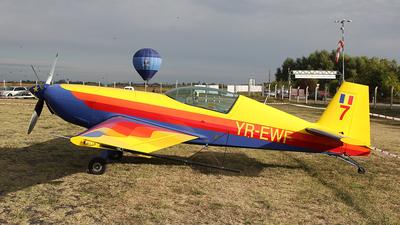 YR-EWF - Extra EA 300L - Romanian Airclub