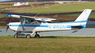 G-BNSM - Cessna 152T - Cornwall Flying Club