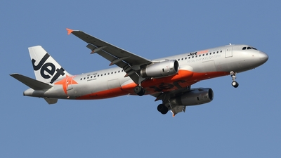 VH-VQZ - Airbus A320-232 - Jetstar Airways