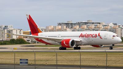 A picture of N783AV - Boeing 7878 Dreamliner - Avianca - © Omar Y. Pérez
