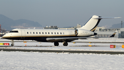 VP-BEB - Bombardier BD-700-1A10 Global Express XRS - RusJet