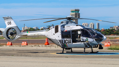 PP-ARY - Airbus Helicopters H135 - Brazil - CIOPAER Ceará
