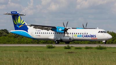 F-OSIV - ATR 72-212A(600) - Air Caraibes simply