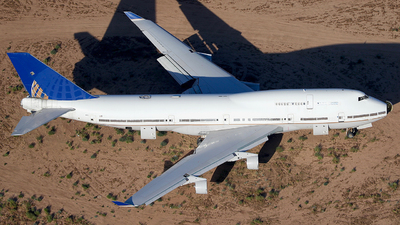 N175UA - Boeing 747-422 - Untitled