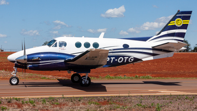 A picture of PTOTG - Beech C90A King Air - [LJ1096] - © CACSPOTTER