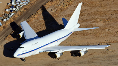 N747A - Boeing 747SP-27 - Private