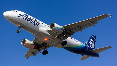 A picture of N847VA - Airbus A320214 - Alaska Airlines - © Jay Cassady