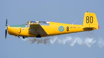 SE-KYA - Saab 91B Safir - Private