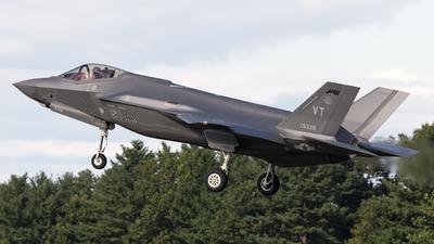 18-5338 - Lockheed Martin F-35A Lightning II - United States - US Air Force (USAF)