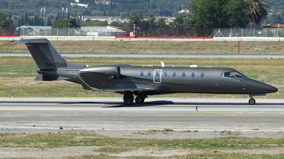 G-USHA - Bombardier Learjet 75 - Private