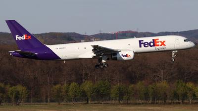N923FD - Boeing 757-204(SF) - FedEx