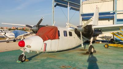 N965AR - Aero Commander 680F - Private