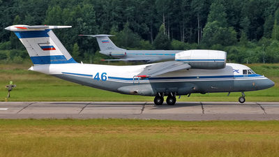 RF-46546 - Antonov An-72 - Russia - Navy