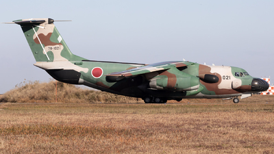 78-1021 - Kawasaki EC-1 - Japan - Air Self Defence Force (JASDF)