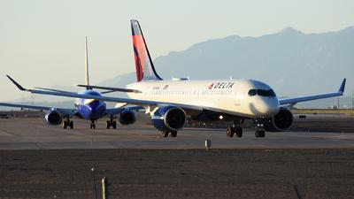 N114DU - Airbus A220-100 - Delta Air Lines