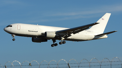 A picture of N744AX - Boeing 767232(BDSF) - ABX Air - ©  JC