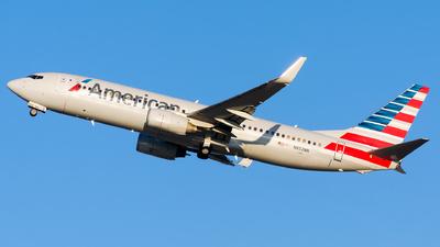 N852NN | Boeing 737-823 | American Airlines | Ivan Jimenez
