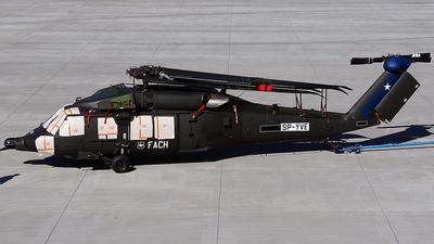 SP-YVE - Sikorsky HH-60M Blackhawk - Sikorsky Aircraft