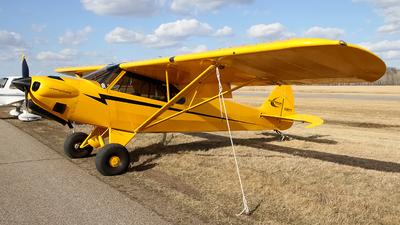 N181PT - Cub Crafters CC-11-160 Carbon Cub SS - Private