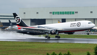 N665AC - Boeing 767-36D(ER)(BCF) - SF Airlines