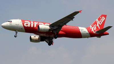 A picture of PKAXE - Airbus A320216 - AirAsia - © rachmatdp