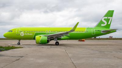 VP-BWB - Airbus A320-271N - S7 Airlines